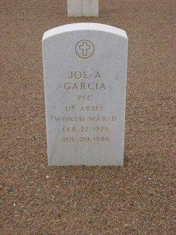 Joe A Garcia
