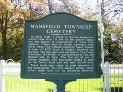Mansfield Township Cemetery