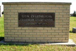 Zion Evangelical Methodist Cemetery