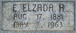 Emeline Elzada <I>Hess</I> Engstrom