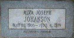 Dr Alva Joseph Johanson