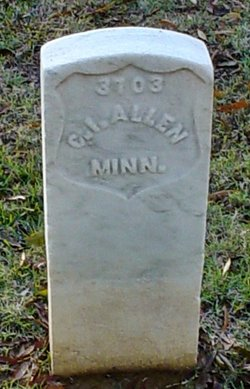 Pvt Charles J Allen