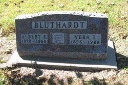 Albert E Bluthardt
