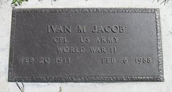 Ivan Marshall Jacob
