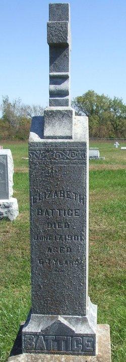 "Elizabeth ""Betzy"" Battise"