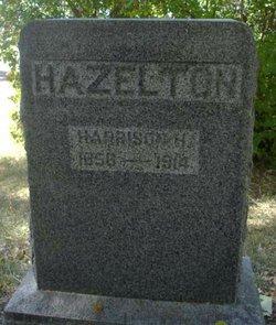Harrison H. Hazelton