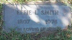 Effie L Smith