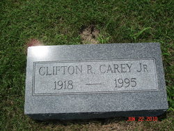 Clifton Riley Carey