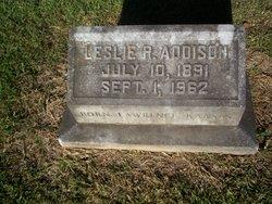 Leslie Ralph Addison