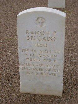 Ramon P Delgado