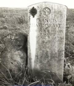 Maj Francis Hardgrave