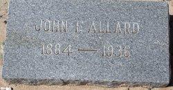 John Franklin Allard, Sr