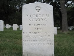 Pvt George Montgomery Strong