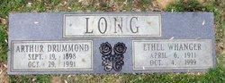 Ethel Josie <I>Whanger</I> Long