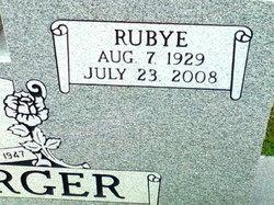 Rubye <I>Flewellen</I> Etzberger