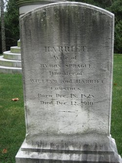 Harriet Waterman <I>Comstock</I> Sprague