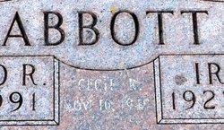 Cecil R. Abbott