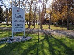 Vukku Lutheran Cemetery