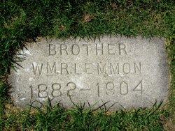 William R Lemmon