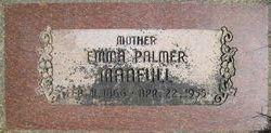 Emma <I>Palmer</I> Manfull