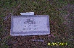 Otto Newsome