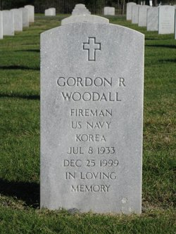 Gordon Ray Woodall