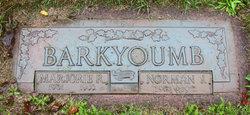 Marjorie Ruth <I>Bruley</I> Barkyoumb