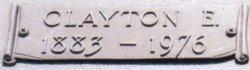 Clayton Elmer Herb