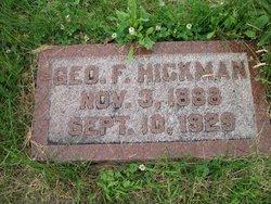 George Fletcher Hickman