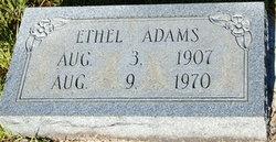 Ethel Adams