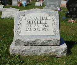 Donna Hall Mitchell