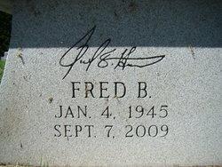 Fred B Hunt