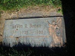 LaVon Rhea <I>Hills</I> Bowen