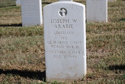 PFC Joseph W Arabie