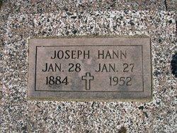 Francis Joseph Hann