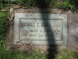 Thomas T. Merriman