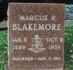 Marcus Peter Blakemore