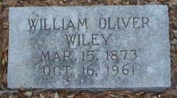 "William Oliver ""Willie"" Wiley"