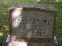 Julia <I>Bergmann</I> Dougherty