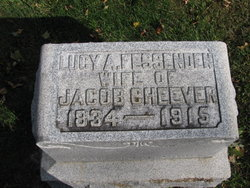 Lucy <I>Fessenden</I> Cheever