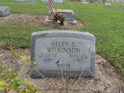 Helen Madrin <I>Dudley</I> Wilkinson