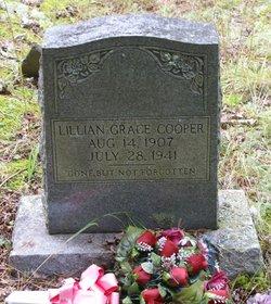 Lillian Grace <I>Carter</I> Cooper