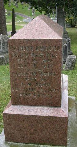 Anna M. <I>Smith</I> Baker