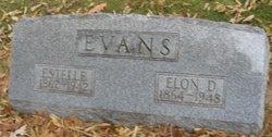 Estelle Mary <I>Gange</I> Evans