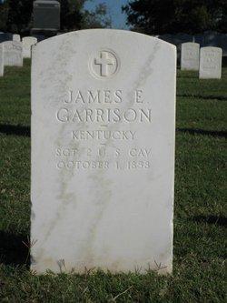 James E Garrison