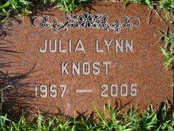 """Julia Lynn """"Julie"""" Knost"""