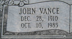 John Vance Fullmer