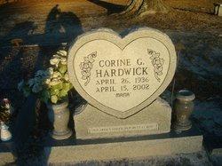 Corine <I>Gore</I> Hardwick