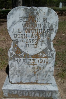 Bettie Martin <I>Key</I> Woodard