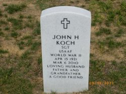 """John H. """"Jack"""" Koch, Sr"""